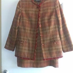 Sag Harbor Skirt Suit